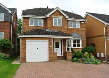 Thumbnail 4 bed detached house for sale in The Chantry, Mansfield