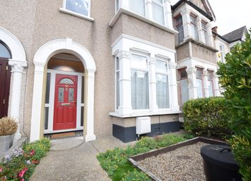 Thumbnail 3 bedroom terraced house to rent in Kimberley Avenue, Ilford, Essex