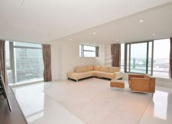 Thumbnail 3 bed flat to rent in Pan Peninsula Square, Canary Wharf