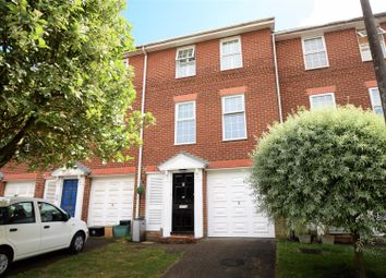 Thumbnail 4 bed property for sale in Brackley Road, Beckenham