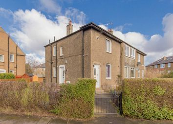 Thumbnail 2 bed property for sale in 64 Broomfield Crescent, Corstorphine