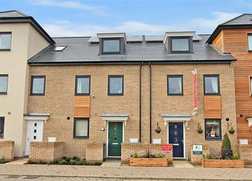 Thumbnail 3 bedroom terraced house for sale in Foxglove Way, Cambridge