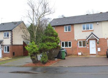 Thumbnail 2 bedroom town house to rent in 43 Scotby Close, Carlisle