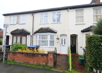 3 bed terraced house for sale in Vale Farm Road, Horsell, Woking GU21