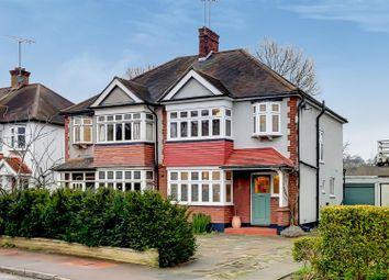 Ravensmead Road, Shortlands, Bromley BR2. 3 bed semi-detached house for sale
