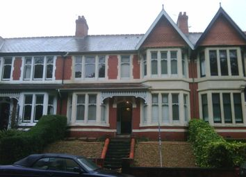 Thumbnail 1 bed flat to rent in Ninian Road, Roath, Cardiff
