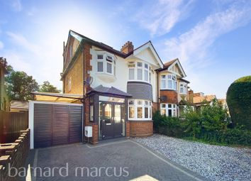 Oakleigh Avenue, Tolworth, Surbiton KT6. 4 bed semi-detached house
