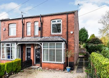 Thumbnail 3 bed semi-detached house for sale in Moorside Road, Swinton, Manchester, Greater Manchester