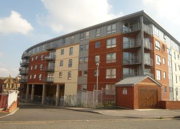 Thumbnail 1 bed flat to rent in Hall Street, Birmingham