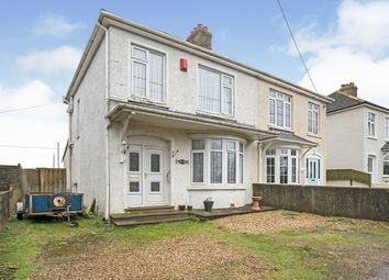 3 bed semi-detached house for sale in Treswithian, Camborne, Cornwall TR14