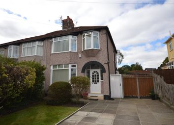 Thumbnail 3 bed semi-detached house for sale in Monkswell Drive, Wavertree, Liverpool