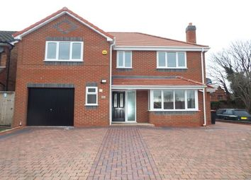 Thumbnail 3 bed detached house to rent in Breeden Drive, Sutton Coldfield