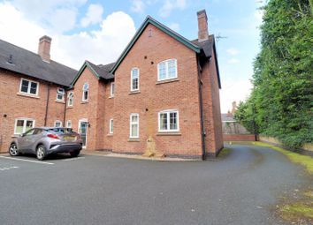 Thumbnail 2 bed flat for sale in Clay Street, Penkridge, Stafford.
