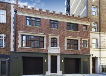 Thumbnail 4 bed terraced house for sale in Bruton Place, Mayfair, London