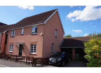 Thumbnail 4 bed detached house for sale in Rustic Close, Braintree