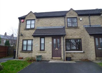 Thumbnail 2 bed terraced house for sale in Botham Hall Road, Longwood, Huddersfield