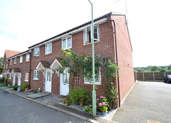Thumbnail 3 bedroom end terrace house for sale in Sperling Drive, Haverhill