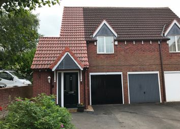 Thumbnail 1 bed semi-detached house to rent in Weaver Court, Sutton Coldfield