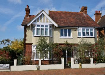 Thumbnail 4 bedroom detached house for sale in Culverden Avenue, Tunbridge Wells
