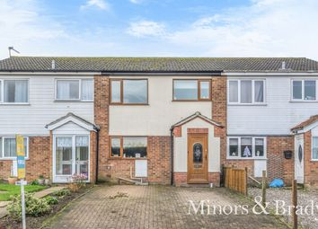 3 bed terraced house for sale in Rising Way, Martham, Great Yarmouth NR29