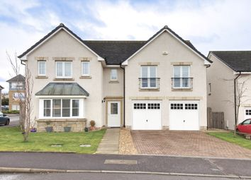 Thumbnail 5 bed detached house for sale in Maurice Wynd, Dunblane