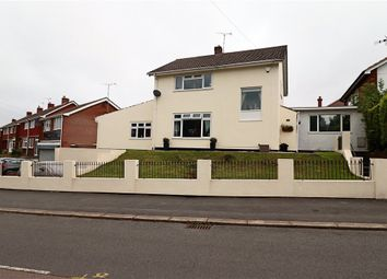 Thumbnail 3 bed link-detached house for sale in Hayes Road, Hartshill, Nuneaton