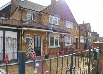 Thumbnail 5 bed semi-detached house for sale in Rutson Road, Byfleet, Surrey