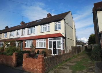Thumbnail 3 bed terraced house for sale in Orchard Gardens, Chessington