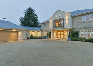Thumbnail 5 bedroom detached house for sale in Hemingford Abbots, St Ives, Cambridgeshire