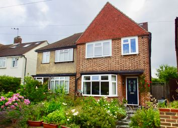 Thumbnail 5 bed semi-detached house for sale in Greenview Avenue, Beckenham