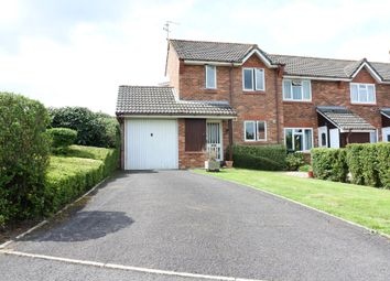 Thumbnail 3 bed end terrace house for sale in Primrose Close, Wyke, Gillingham