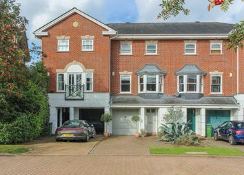Thumbnail 3 bed terraced house for sale in Hayward Road, Thames Ditton