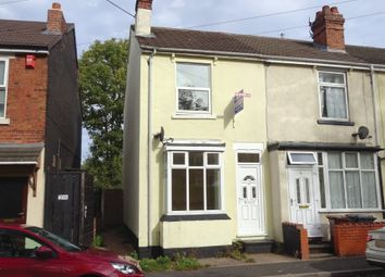 Thumbnail 2 bed terraced house for sale in Green Lanes, Bilston, West Midlands