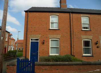 Thumbnail 2 bed semi-detached house to rent in Spence Street, Spilsby