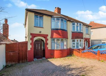 Thumbnail 2 bed semi-detached house for sale in Vaughan Williams Drive, Newport
