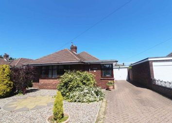 Thumbnail 3 bed detached bungalow for sale in Youell Avenue, Gorleston, Great Yarmouth