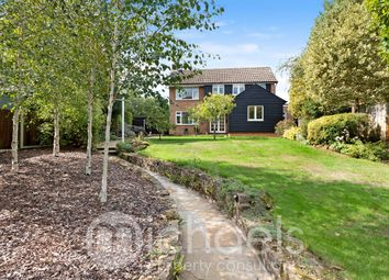 Parsons Hill, Colchester CO3. 3 bed detached house