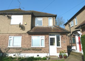 Thumbnail 2 bedroom maisonette for sale in Alandale Drive, Pinner, Middlesex