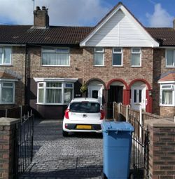 Thumbnail 3 bedroom terraced house for sale in Lower House Lane, West Derby, Liverpool
