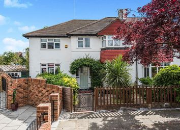 Thumbnail 5 bed semi-detached house for sale in Rivermeads Avenue, Twickenham
