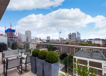 Thumbnail 3 bedroom flat for sale in The Spectrum Buildings, East Road, London