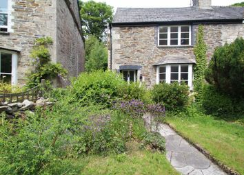 Thumbnail 3 bed cottage for sale in Bridge, St. Columb