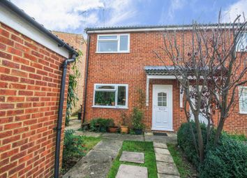 Thumbnail 2 bed semi-detached house for sale in The Acre, Marlow