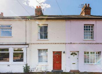 Thumbnail 3 bed terraced house for sale in Rushett Road, Thames Ditton