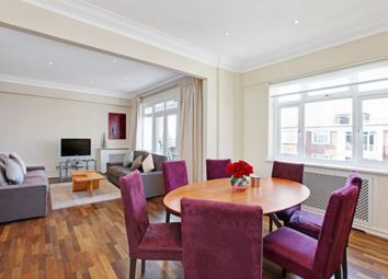 Thumbnail 4 bed flat to rent in Prince's Gate, London