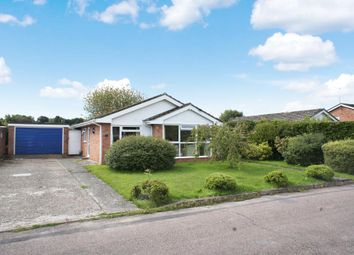 Thumbnail 3 bed bungalow for sale in Lyde Close, Oakley, Hampshire