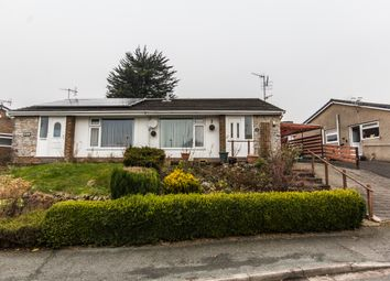 Thumbnail 2 bed semi-detached bungalow for sale in Vicarage Drive, Kendal, Cumbria