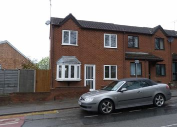 Thumbnail 2 bedroom end terrace house to rent in Top Yard Farm, Burnmill Road, Great Bowden, Market Harborough