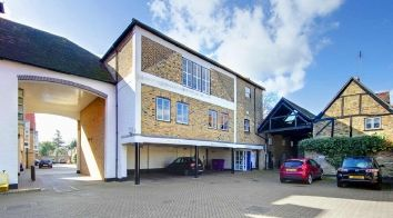 Thumbnail Office for sale in Britannia Court, The Green, West Drayton