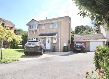 Thumbnail 3 bed detached house for sale in Cornflower Road, Haydon Wick, Swindon